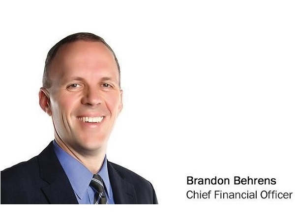 GBR Riverdale Names Brandon Behrens as CFO